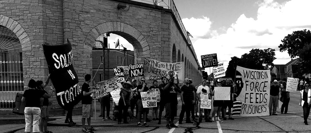 Wisconsin Solidarity Rally