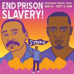 Prison Strike poster