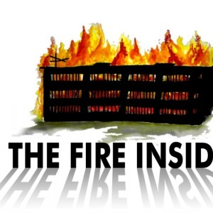 The Fire Inside zine cover