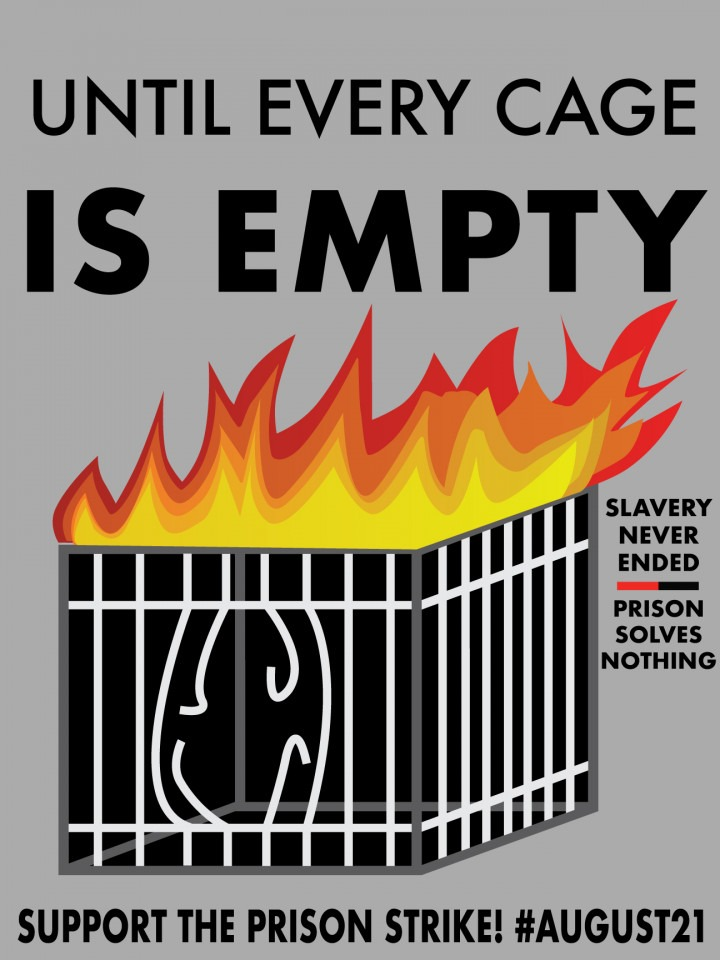 Until Every Cage is Empty poster