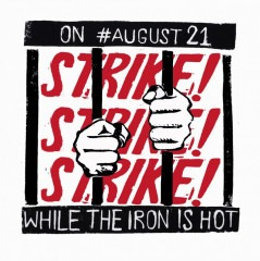 Strike while iron is hot graphic